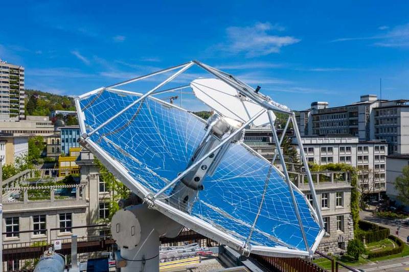 新技術 用日光、空氣合成的「碳中和」交通燃料誕生