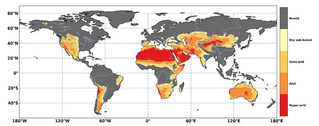 報告怎麼看土地沙漠化?