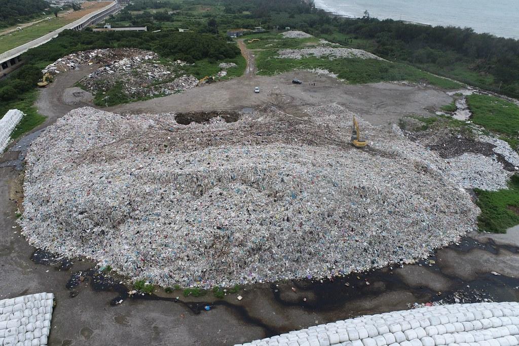 竹縣2000萬改善新豐掩埋場 雙管齊下解垃圾危機